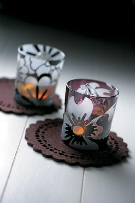 ビギン ペアオールドグラス(L)