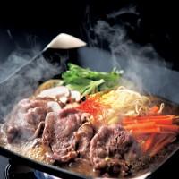 黒釉 ほっこり鍋(レシピ付)