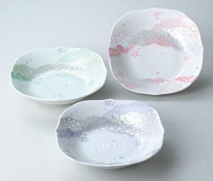 華化粧 三ツ組鉢