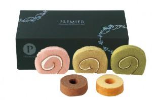 引菓子 プレミア ロールケーキ&バームクーヘンセット